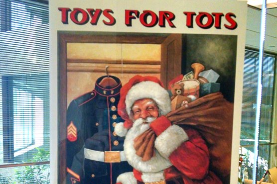Toys For Tots Articles : Toys for tots collection at dhjj
