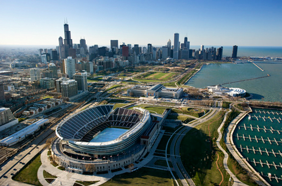 Chicago Soldier Field