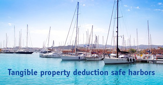 safe harbor deductions