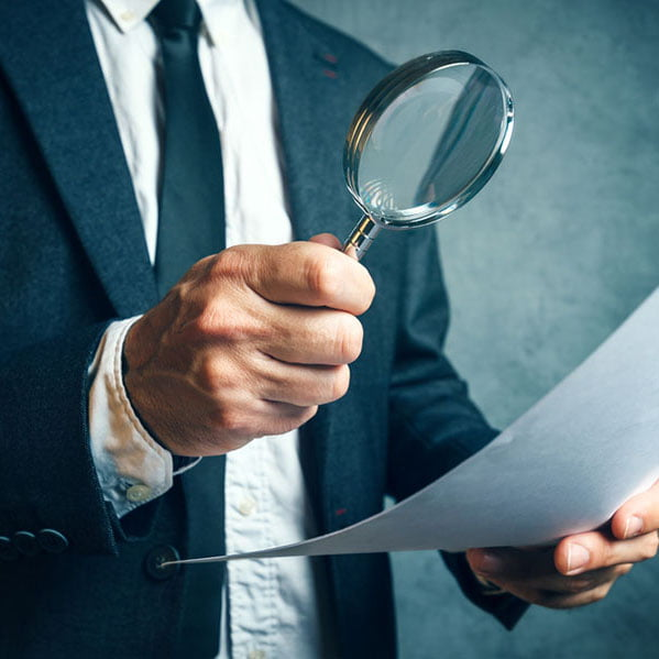 hire forensic accountant