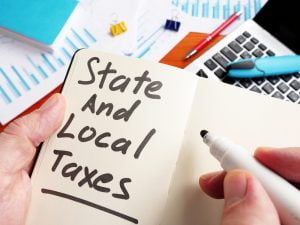 state and local tax planning