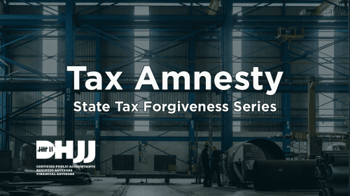 text reading tax amnesty, types of state tax forgiveness
